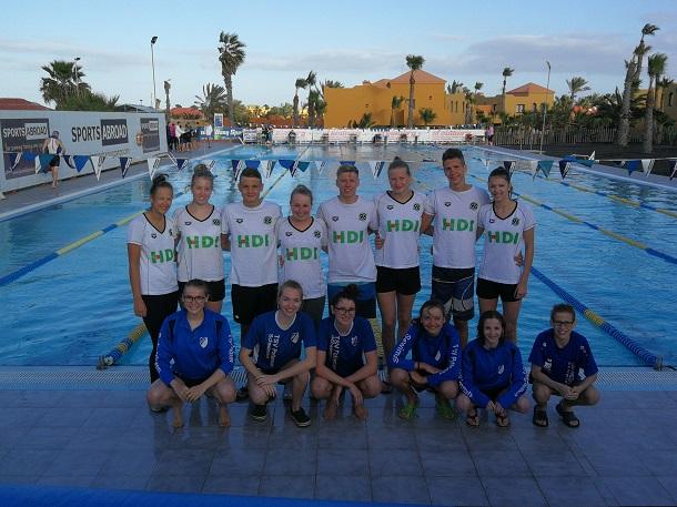 Trainingslager der TG Hannover 96 / TSV Pattensen auf Fuerteventura