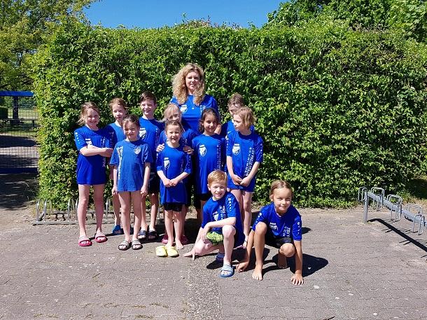 Jugend E Wettkampf vom Kreisschwimmverband Hannover Land