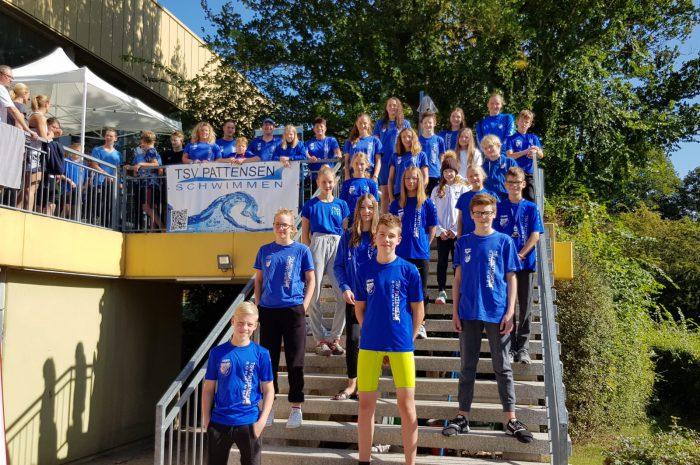 Kreismeisterschaften der kurzen Strecken im Schwimmen erfolgreich im PABPattensenausgerichtet