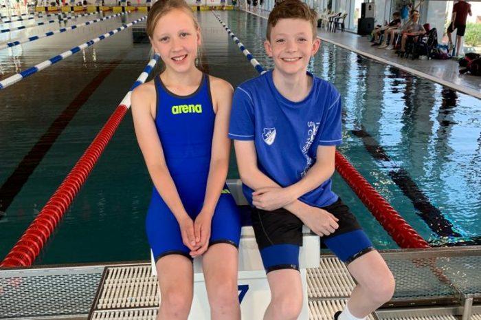 Erfolgreiches Saisonabschlusswochenende für 2 Kaderschwimmer des TSV Pattensen – Alia Oehring und Luis Kühn bei Überprüfungswettkampf in Halle mit starken Leistungen